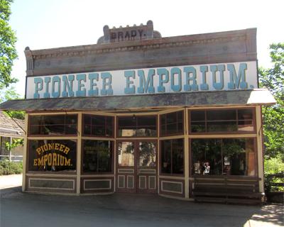 pioneer emporium columbia