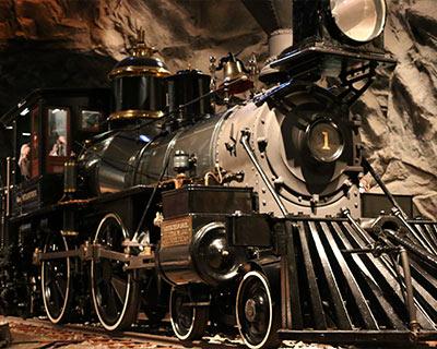 california state railroad museum governor stanford museum