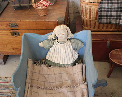 pioneer doll sutter's fort