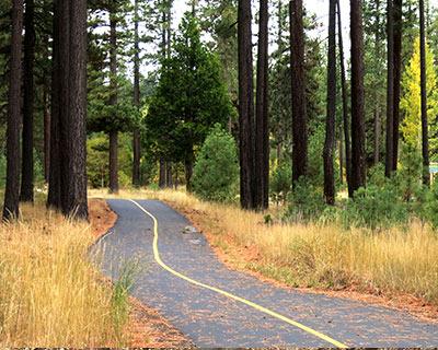 Tahoe Trailways Bike Path