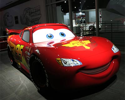 petersen automotive museum cars