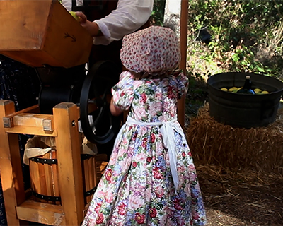 old mill days bale grist mill calistoga