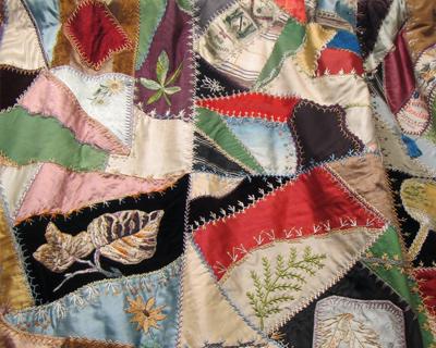 sharpsteen museum silk quilt calistoga
