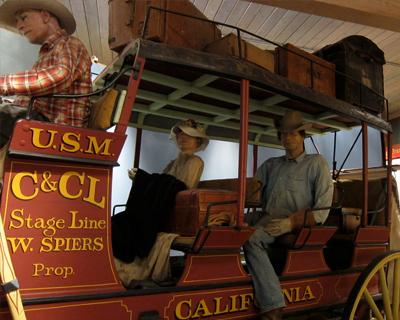 calistoga stagecoach sharpsteen musem