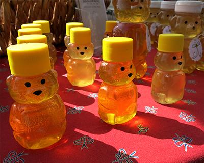 honey farmers market st helena california