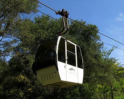 aerial tram sterling vineyards california