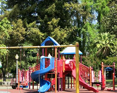 fuller park playground