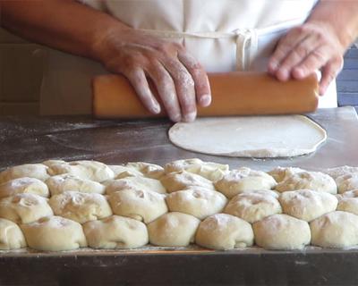 old town san diego making tortillas