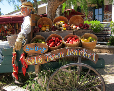old town san diego market