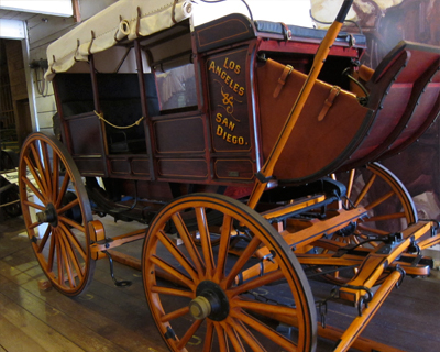 old town san diego stagecoach seeley stables