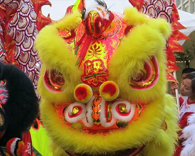 lion dance san francisco chinatown