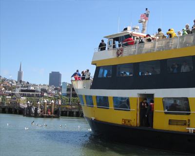 san francisco bay cruise boat