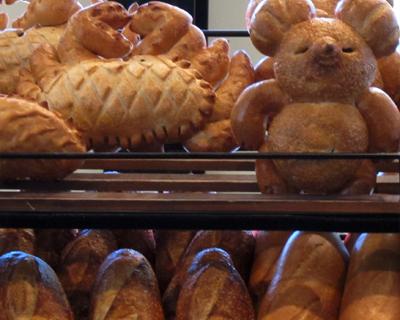 boudin bakery sourdough animals