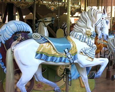 carousel koret childrens playground golden gate park san francisco
