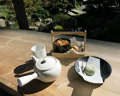 snacks japanese tea garden golden gate park san francisco
