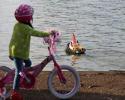 model boats spreckels lake golden gate park san francisco