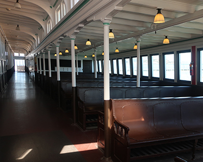 san francisco maritime national historic park hyde street pier eureka interior