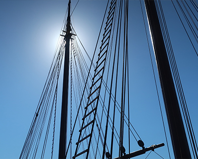 san francisco maritime national historic park sailing ship