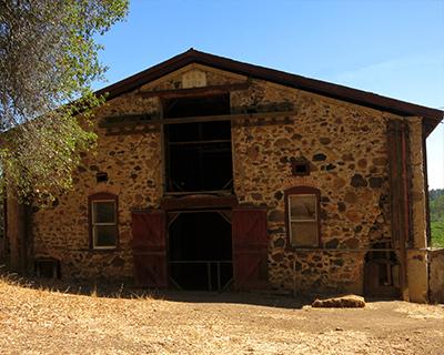 jack londron ranch