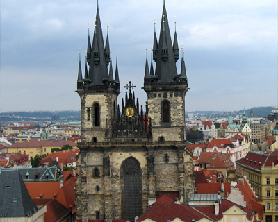 prague old town square stare mesto