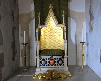 tower london henry III throne