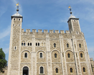 white tower - towre of london