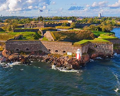 sveaborg suomenlinna sea fortress helsinki