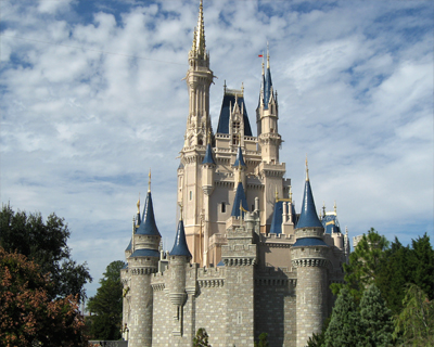 orlando magic kingdom castle
