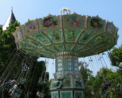Travel for kids paris photos for Bois de boulogne jardin d acclimatation