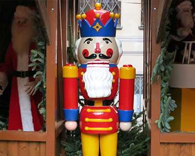 nutcracker christmas village munich
