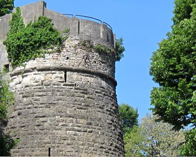 bergamo castle san vigilio castello