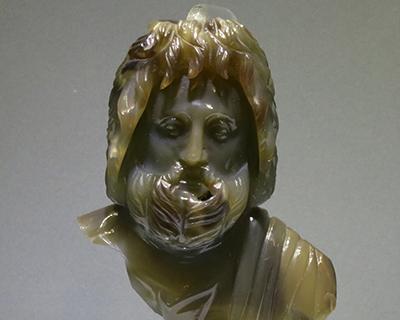 zeus farnese gem collection naples archeological museum