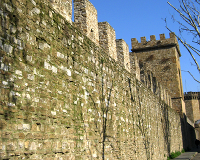florence old city walls