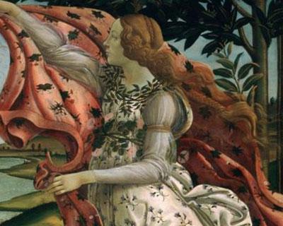 uffizi birth of venus botticelli