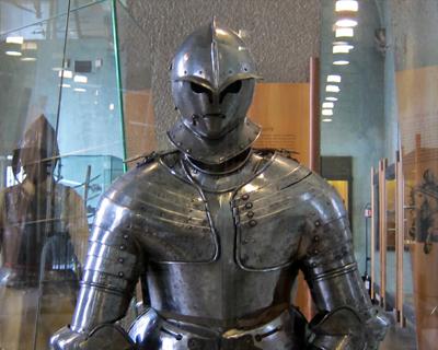 sforza castle armor collection milan