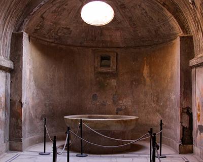 forum baths pompeii