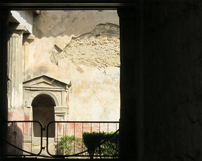 house of the tragic poet pompeii