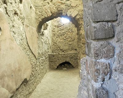 kitchen house of the tragic poet pompeii