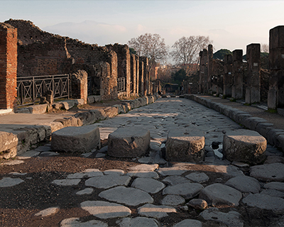 Travel for Kids Pompei...