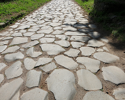 via appia road