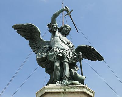 castel sant'angelo archangel michael