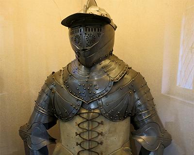 castel sant'angelo armor