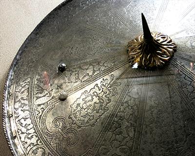 castel sant'angelo 16th century shield