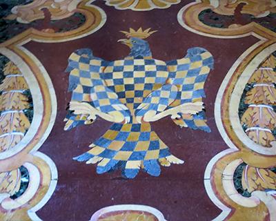 castel sant'angelo floor papal apartments