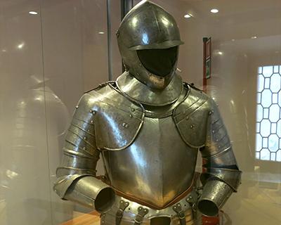 armor castel sant'angelo rome
