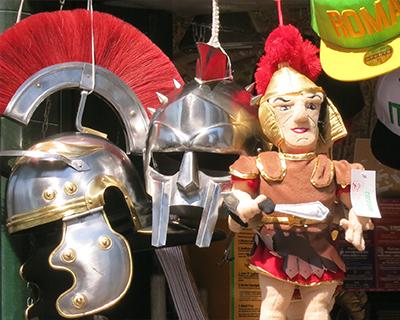gladiator souvenirs