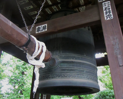 tokyo asakusa bell of time