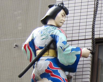 tokyo asakusa thieves denboin street rope