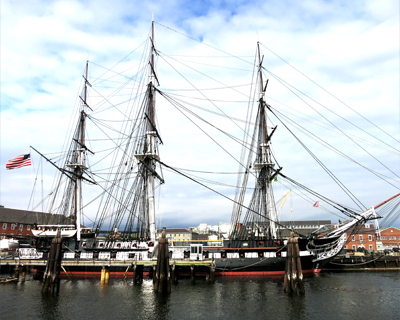 uss constitution charlestown