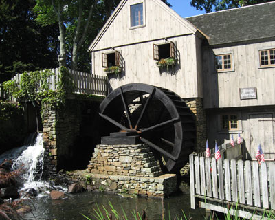 jenny grist mill plymouth ma